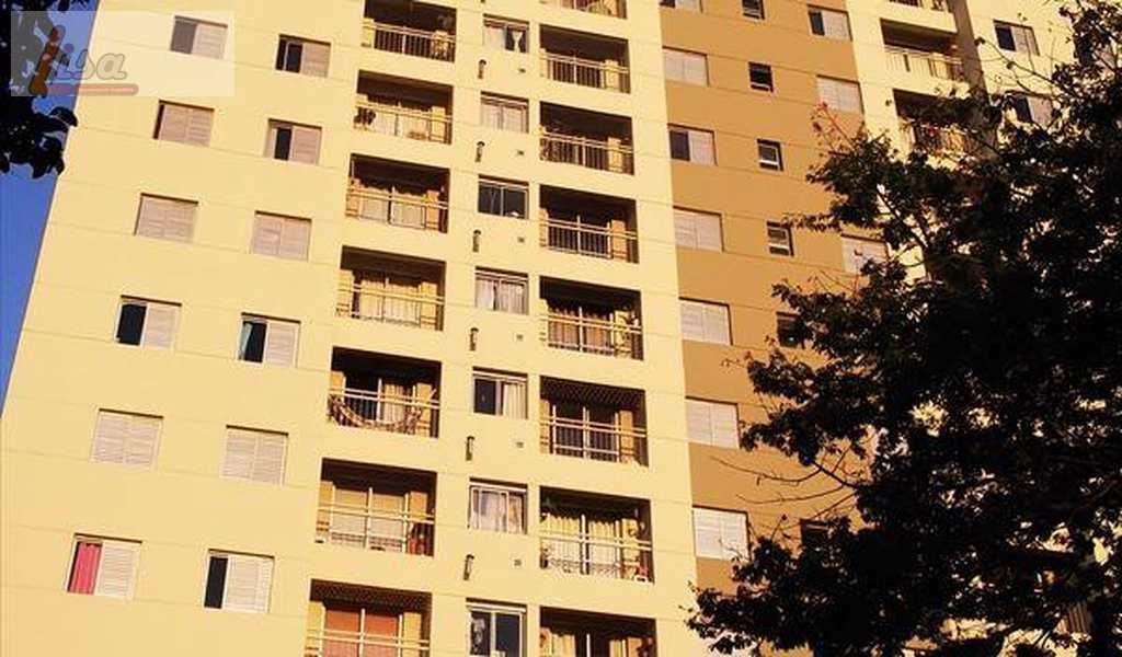 Apartamento em São Bernardo do Campo, bairro Paulicéia