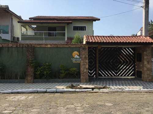 Sobrado, código 3483 em Praia Grande, bairro Canto do Forte