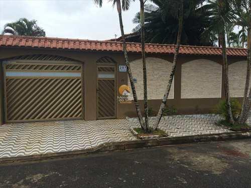 Casa, código 3471 em Praia Grande, bairro Flórida