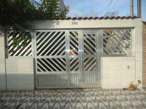 Casa, código 3376 em Praia Grande, bairro Aviação