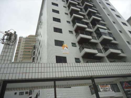 Apartamento, código 3328 em Praia Grande, bairro Aviação