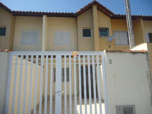 Sobrado, código 3369 em Praia Grande, bairro Mirim