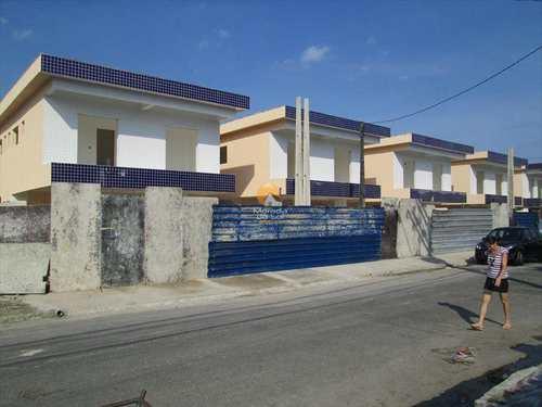 Sobrado, código 3237 em Praia Grande, bairro Vila Sônia