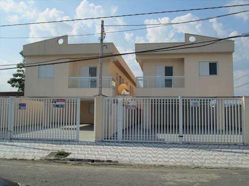 Sobrado, código 3236 em Praia Grande, bairro Vila Sônia