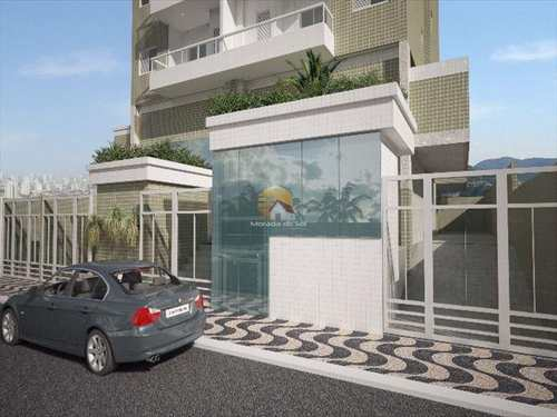 Apartamento, código 3230 em Praia Grande, bairro Mirim