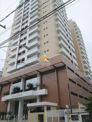 Apartamento, código 3175 em Praia Grande, bairro Canto do Forte