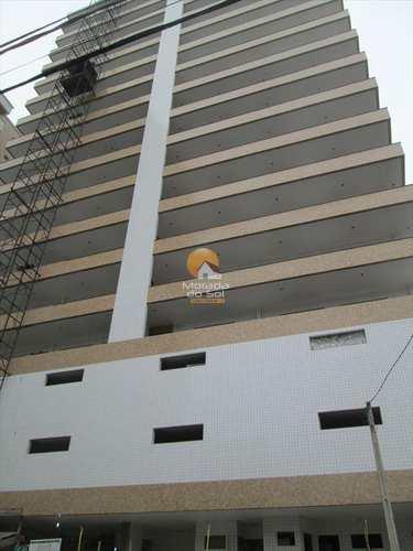 Apartamento, código 3128 em Praia Grande, bairro Guilhermina