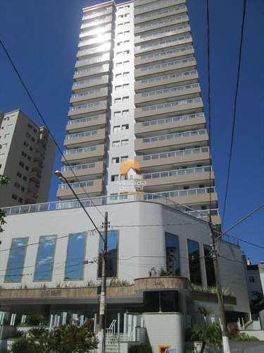 Apartamento, código 3019 em Praia Grande, bairro Aviação