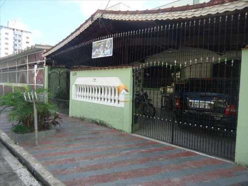 Casa, código 2988 em Praia Grande, bairro Guilhermina