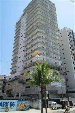 Apartamento, código 2124 em Praia Grande, bairro Guilhermina