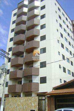 Apartamento, código 1509 em Praia Grande, bairro Aviação