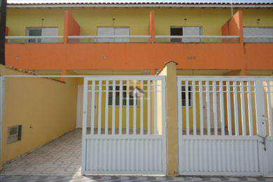 Sobrado, código 2648 em Praia Grande, bairro Tude Bastos