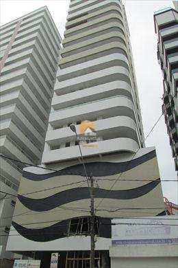 Apartamento, código 2396 em Praia Grande, bairro Guilhermina