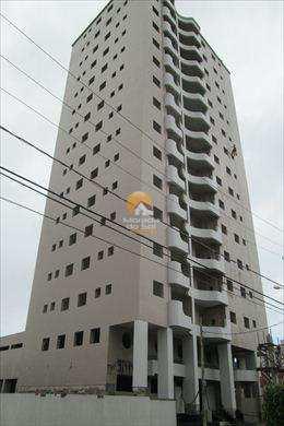 Apartamento, código 2200 em Praia Grande, bairro Aviação