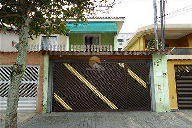 Sobrado, código 1604 em Praia Grande, bairro Canto do Forte