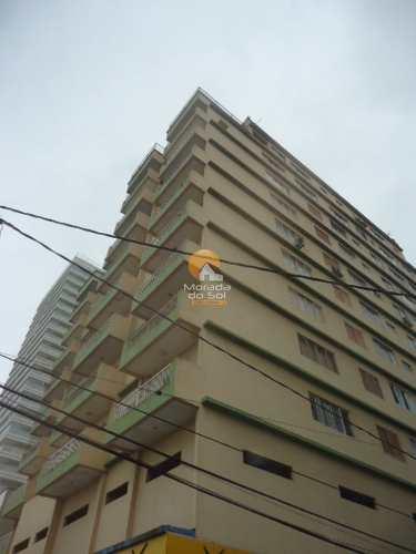 Apartamento, código 3586 em Praia Grande, bairro Aviação