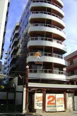 Apartamento, código 3590 em Praia Grande, bairro Guilhermina