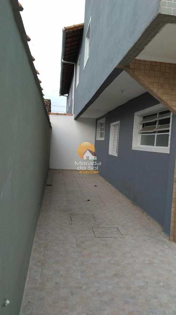 Casa de Condomínio em Praia Grande, no bairro Tude Bastos (Sítio do Campo)