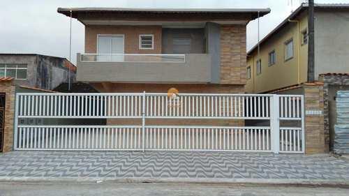 Casa de Condomínio, código 3618 em Praia Grande, bairro Tude Bastos (Sítio do Campo)