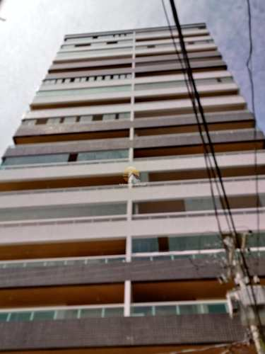 Apartamento, código 3673 em Praia Grande, bairro Guilhermina