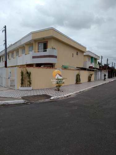 Sobrado, código 3693 em Praia Grande, bairro Solemar