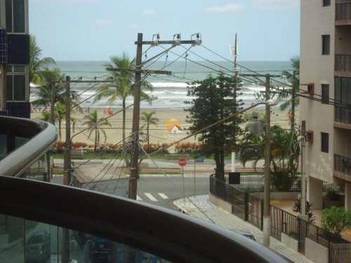 Apartamento, código 3732 em Praia Grande, bairro Aviação