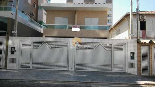 Sobrado, código 3854 em Praia Grande, bairro Guilhermina