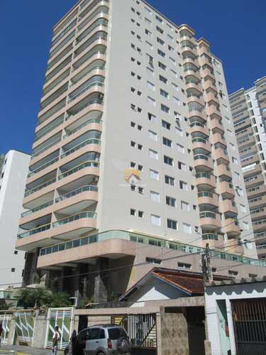 Apartamento, código 3859 em Praia Grande, bairro Aviação