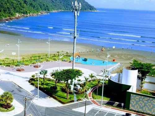 Apartamento, código 3926 em Praia Grande, bairro Canto do Forte