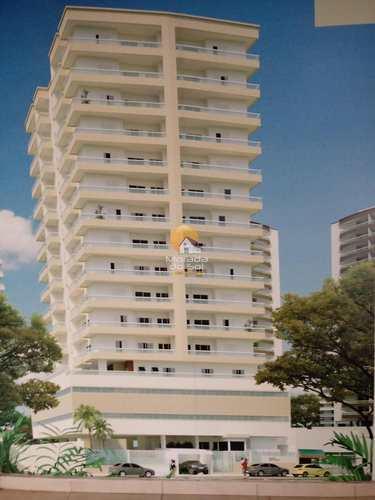 Apartamento, código 4075 em Praia Grande, bairro Boqueirão