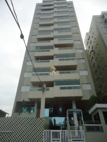 Apartamento, código 4080 em Praia Grande, bairro Aviação