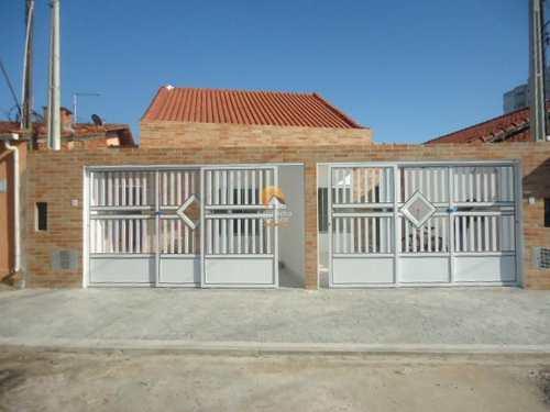 Casa, código 4221 em Praia Grande, bairro Guilhermina