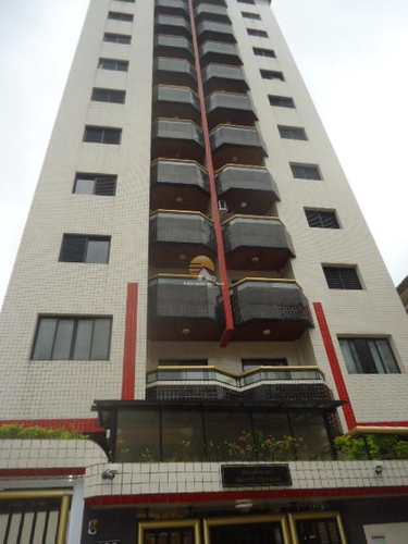 Apartamento, código 4224 em Praia Grande, bairro Aviação