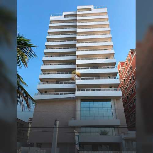 Apartamento, código 4232 em Praia Grande, bairro Aviação