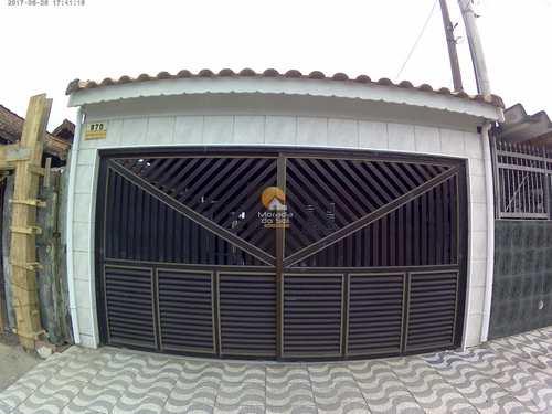 Casa, código 4262 em Praia Grande, bairro Mirim