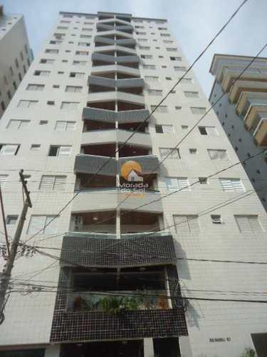 Apartamento, código 4315 em Praia Grande, bairro Ocian