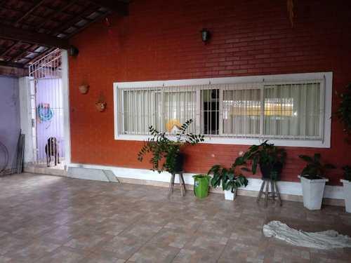 Casa, código 4347 em Praia Grande, bairro Guilhermina