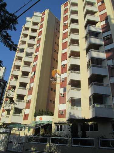 Apartamento, código 4407 em Praia Grande, bairro Guilhermina