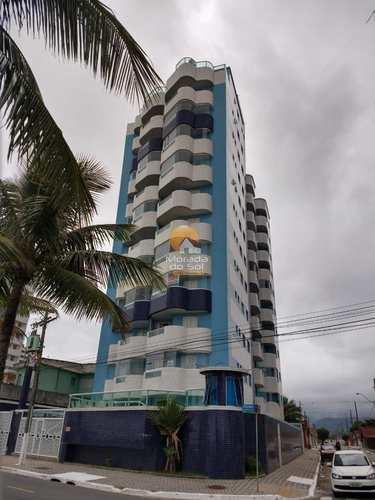 Apartamento, código 4592 em Praia Grande, bairro Caiçara