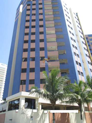 Apartamento, código 4613 em Praia Grande, bairro Aviação