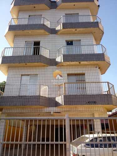 Apartamento, código 4781 em Praia Grande, bairro Ocian