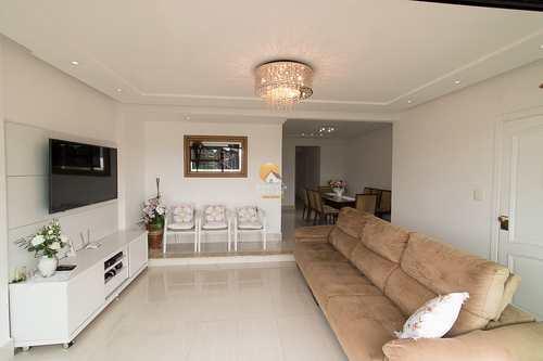 Apartamento, código 4825 em Praia Grande, bairro Canto do Forte
