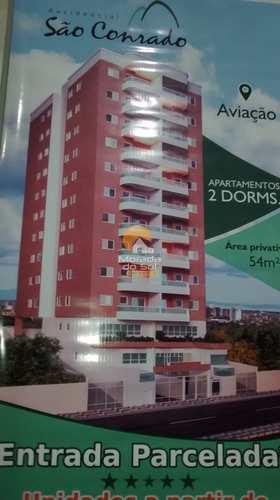 Apartamento, código 4864 em Praia Grande, bairro Aviação
