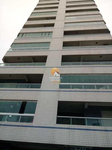 Apartamento, código 4966 em Praia Grande, bairro Guilhermina