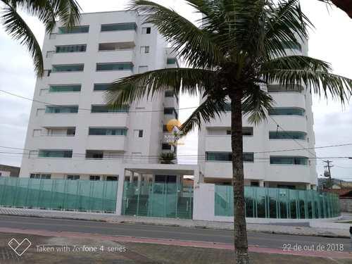 Apartamento, código 5051 em Mongaguá, bairro Jussara