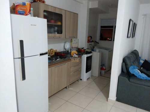 Apartamento, código 5101 em Praia Grande, bairro Ocian