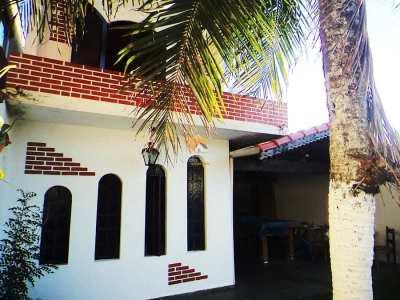 Sobrado, código 5166 em Praia Grande, bairro Mirim
