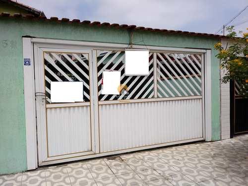 Casa, código 5174 em Praia Grande, bairro Guilhermina