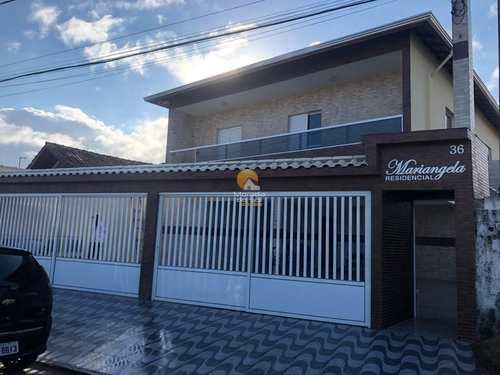 Sobrado de Condomínio, código 5297 em Praia Grande, bairro Tupiry