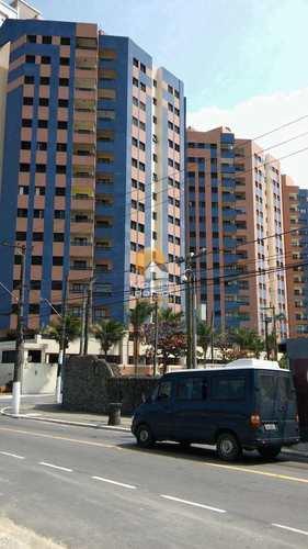 Apartamento, código 5371 em Praia Grande, bairro Aviação